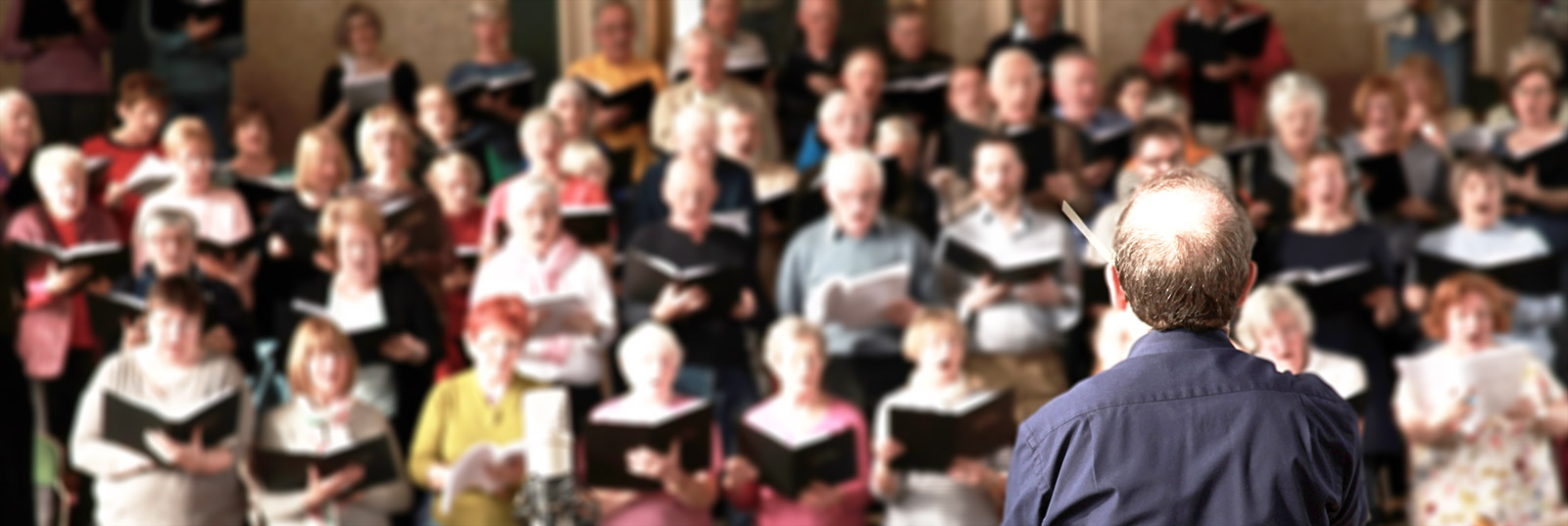 Take part in our new opera with your choir