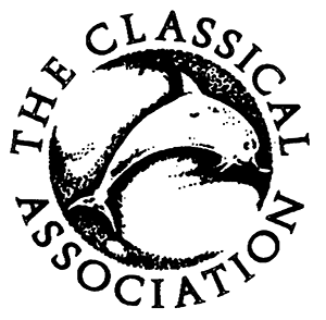 Supported using funding from The Classical Association