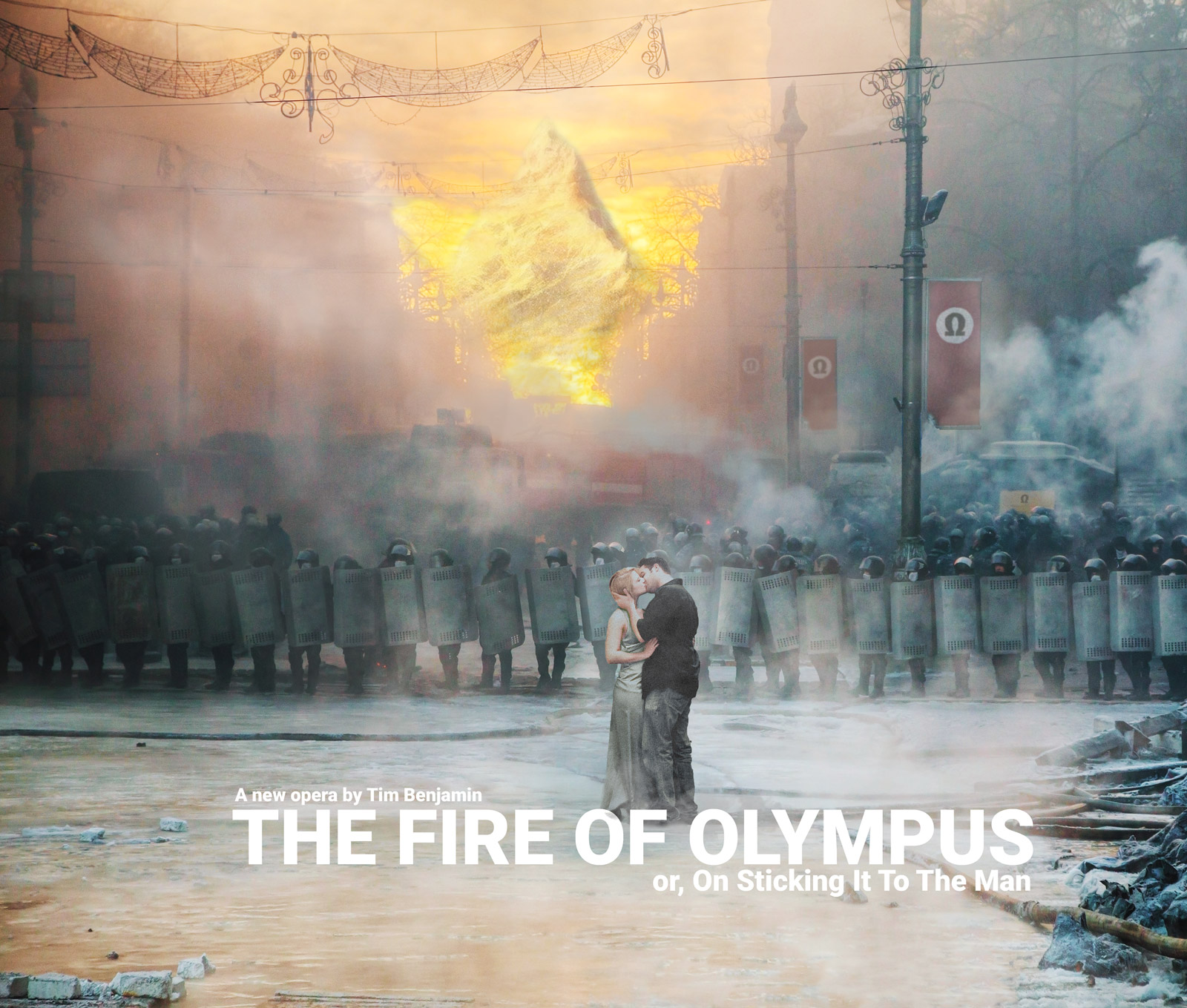 The Fire Of Olympus; or, On Sticking It To The Man