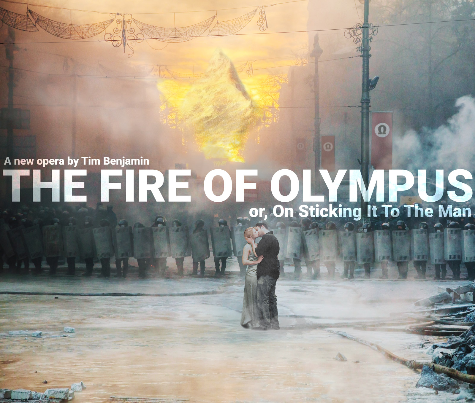 The Fire of Olyumpus